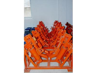 DDZ型轮式断带抓捕器(带式输送机用)