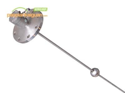 矿用本质安全型液位传感器
