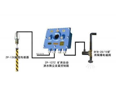 ZP-12C矿用自动洒水降尘装置用触控传感器